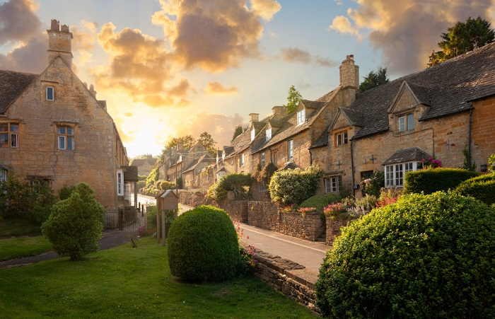 The Most Beautiful Countrysides in England