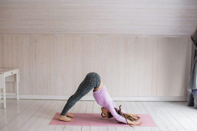 Unique workout moves