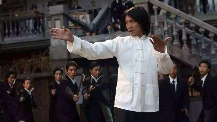 Kung Fu Hustle (2005) directed by Stephen Chow is among the Best International Films of 2000s