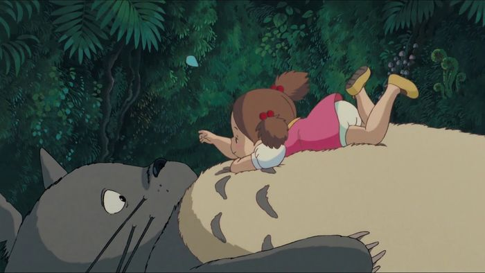Totoro (1988) directed by Hayao Miyazaki is among the Best International Films of 2000s