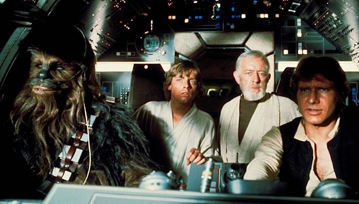 Star Wars: A New Hope (1997) dir. George Lucas is among the Best Hollywood and World Cinema Films