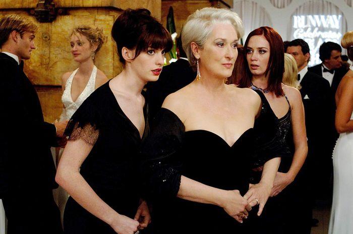 The Devil Wears Prada (2006) directed by David Frankel is among the Best International Films of 2000s