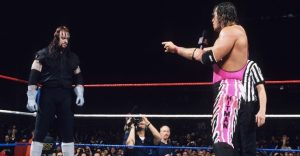 Here's Why Undertaker Names Bret Hart  His Favorite Opponent