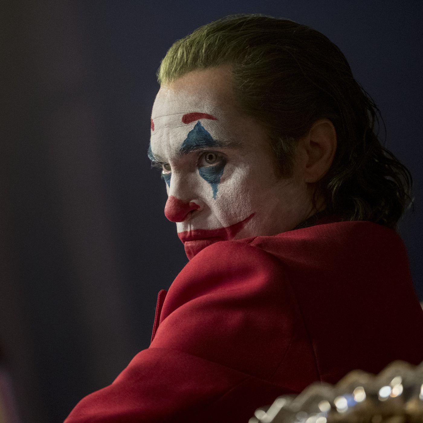 Joker climax scene with Joaquin Phoenix