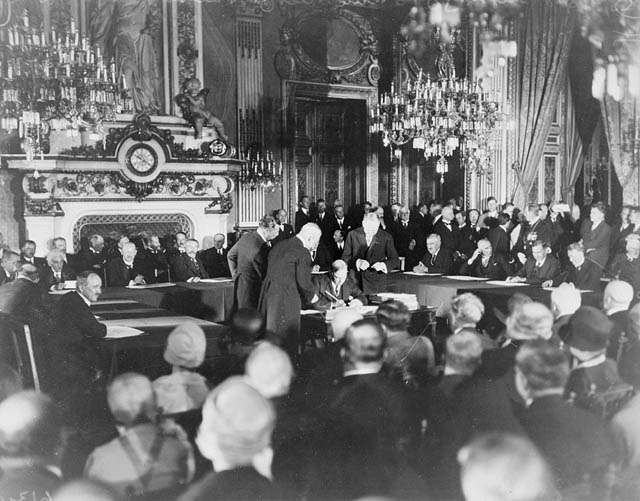 What was Paris Peace Pact of 1928