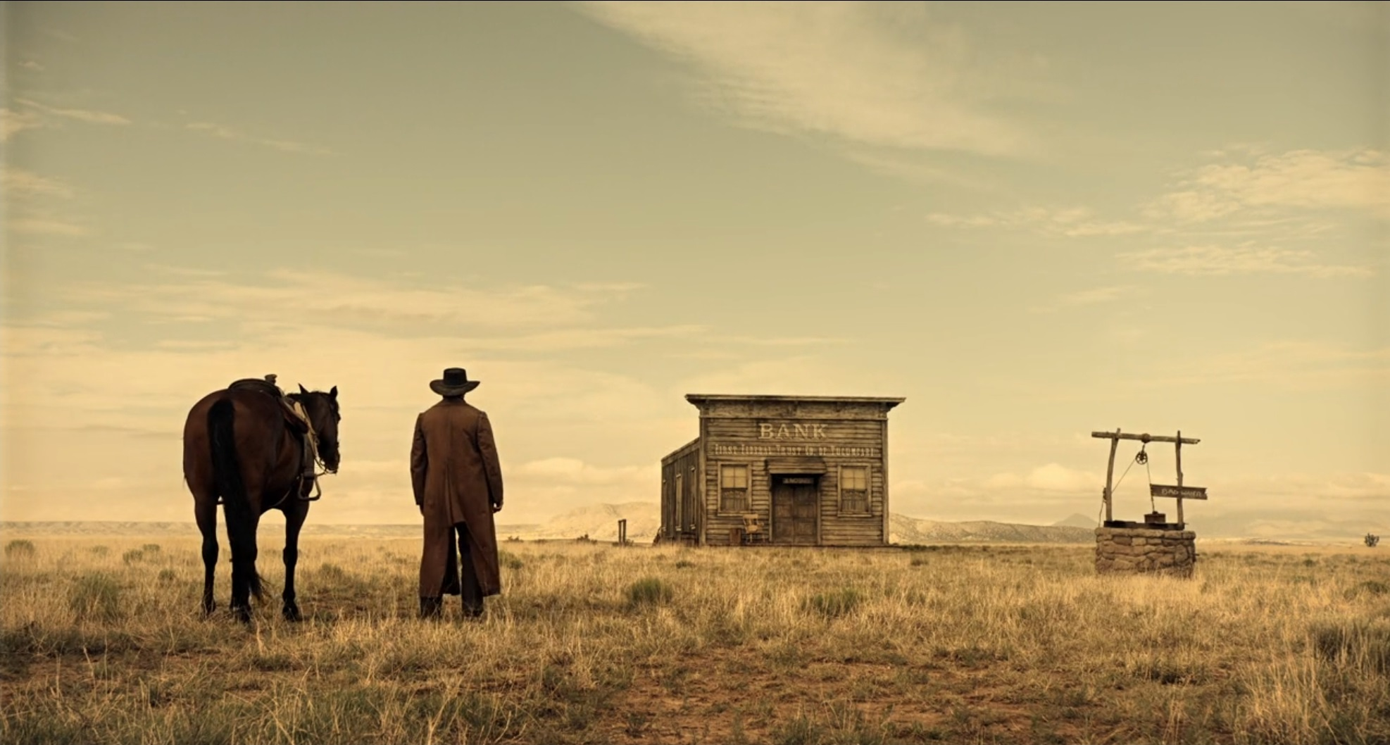 Visually Beautiful Movies: The Ballad of Buster Scruggs in Pictures