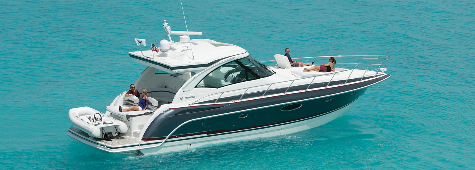 Meet the Formula 45 Yacht