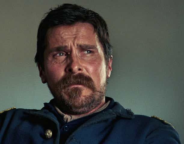 Hostiles by Scott Copper and starring Christian Bale is one of the best Hollywood films since 1990 (Mostly 2000)