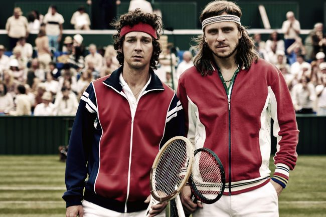 Borg vs McEnroe is one of the best Hollywood films since 1990 (Mostly 2000)