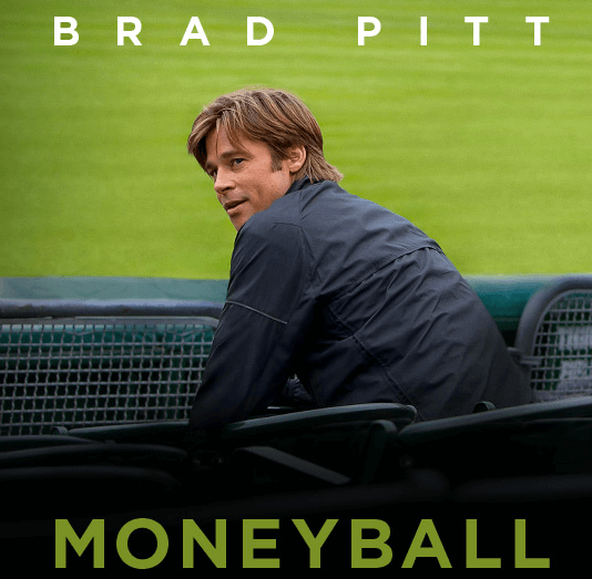 Moneyball starring Brad Pitt is one of the best Hollywood films since 1990 (Mostly 2000)