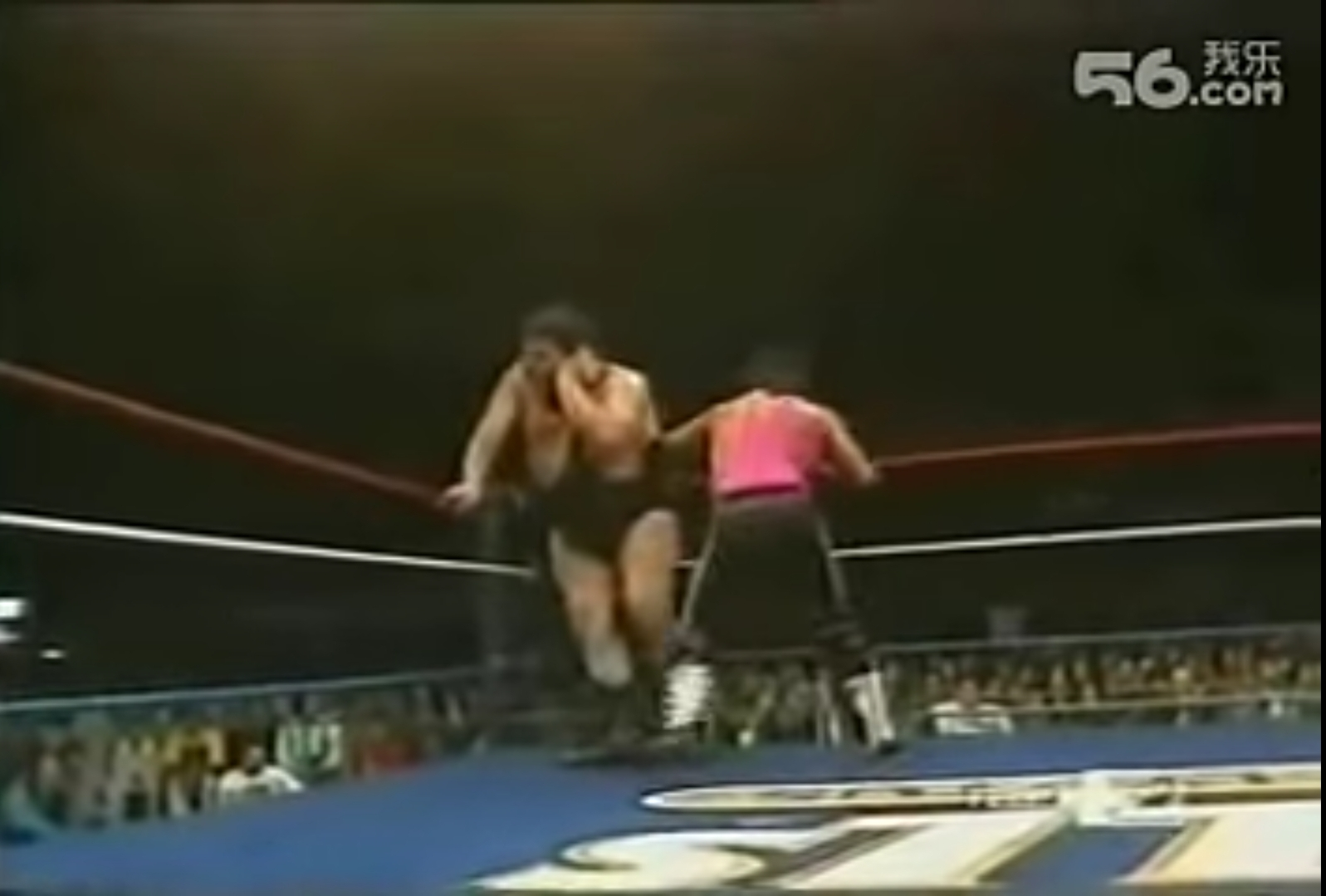 Bret The Hitman Hart vs Andre The Giant