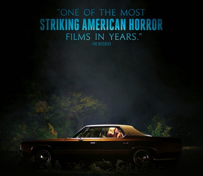 IT Follows is one of the best Hollywood films since 1990 and also best horror films of the 21st century