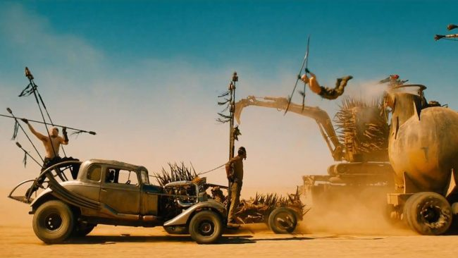 Mad Max 2015 starring Charlize Theron and Tom Hardy is one of the best Hollywood films since 1990 (Mostly 2000)