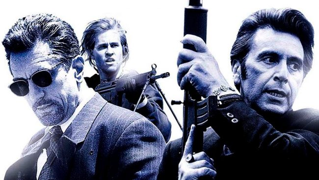 Heat is one of the best Hollywood films since 1990