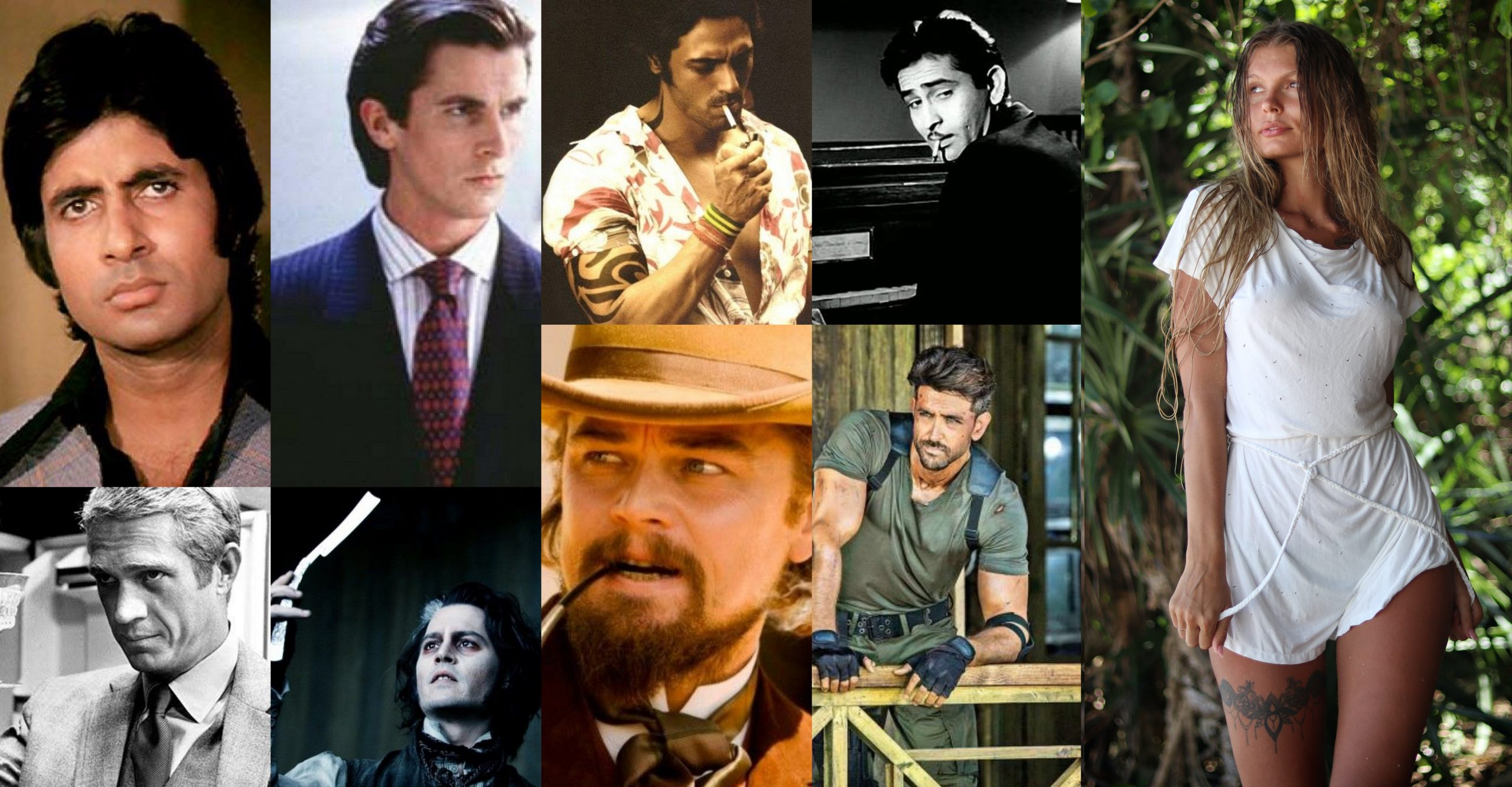 10 Most Stylish Bad Boys and Good Looking Villains of Cinema