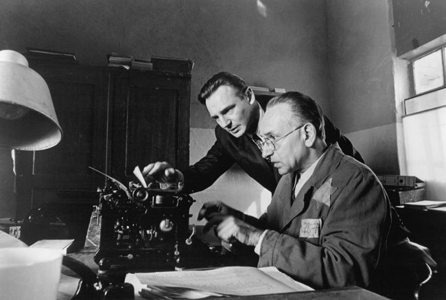 Steven Spielberg's Schindler's List (1991) is one of the best Hollywood films since 1990
