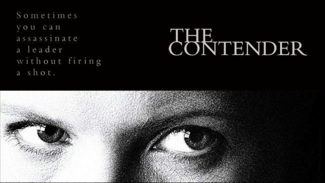 The contender is one of the best political thrillers