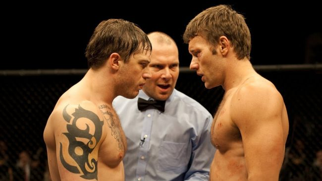 Warrior starring Tom Hardy and Joel Edgerton is one of the best Hollywood films since 1990