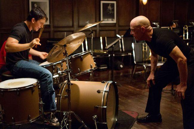 Damien Chazelle's Whiplash stars Oscar winner JK Simmons