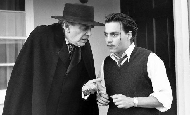 Ed Wood is one of the best Hollywood films since 1990