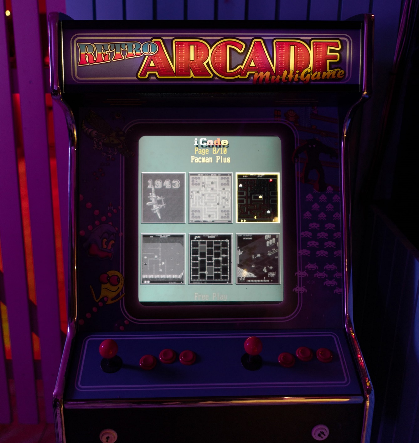 Top 8 Destinations for Arcades Game Lovers In America