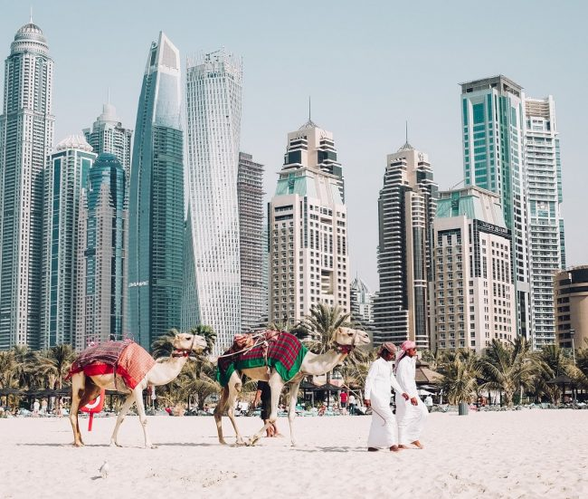 5 Experiences You Should Not Miss on Your Visit to Dubai - Aerial View