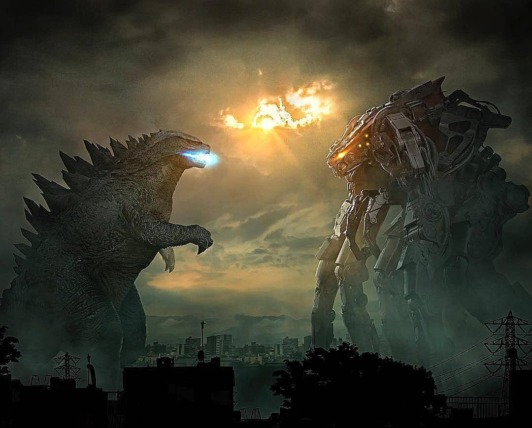Godzilla as one of the best Hollywood films since 1990 (Mostly 2000)