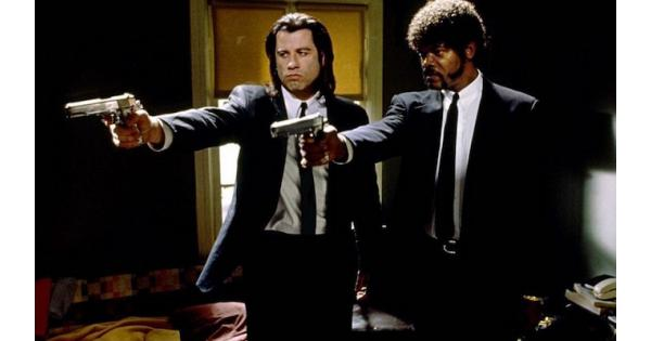 Pulp Fiction is one of the best Hollywood films since 1990 (Mostly 2000)