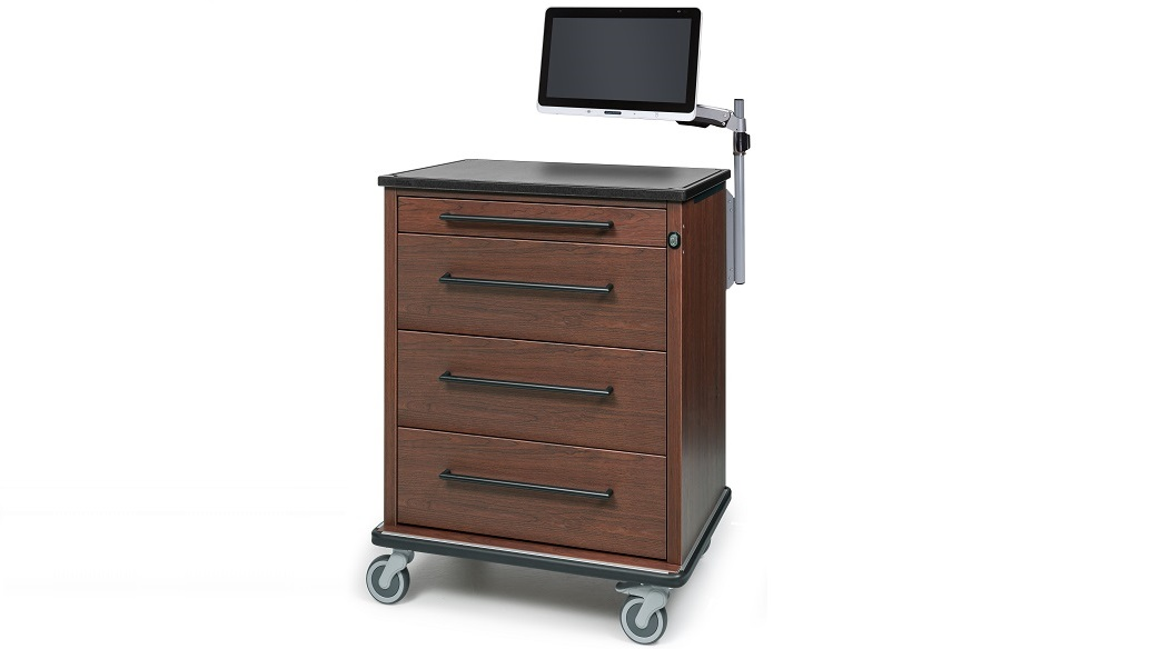 Modern Healthcare Environment: 7 Benefits of Medical Computer Carts