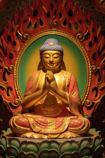 Vaastu interior tips with Buddha - Where to Place Buddha Paintings in Your Home