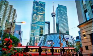 The Best Areas to Stay for Business in Downtown Toronto