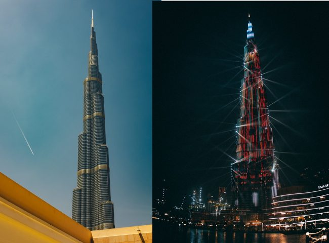5 Experiences You Should Not Miss on Your Visit to Dubai - Burj Khalifa