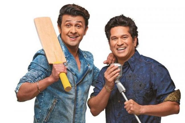 7 Biggest Bollywood Controversies That Make Me Angry: Who Were Culprits - Sonu Nigam with Sachin Tendulkar for Cricket Waali Beat Pe
