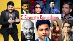 A Kapil Sharma Fan Lists His 5 Favorite YouTube Standup Comedians