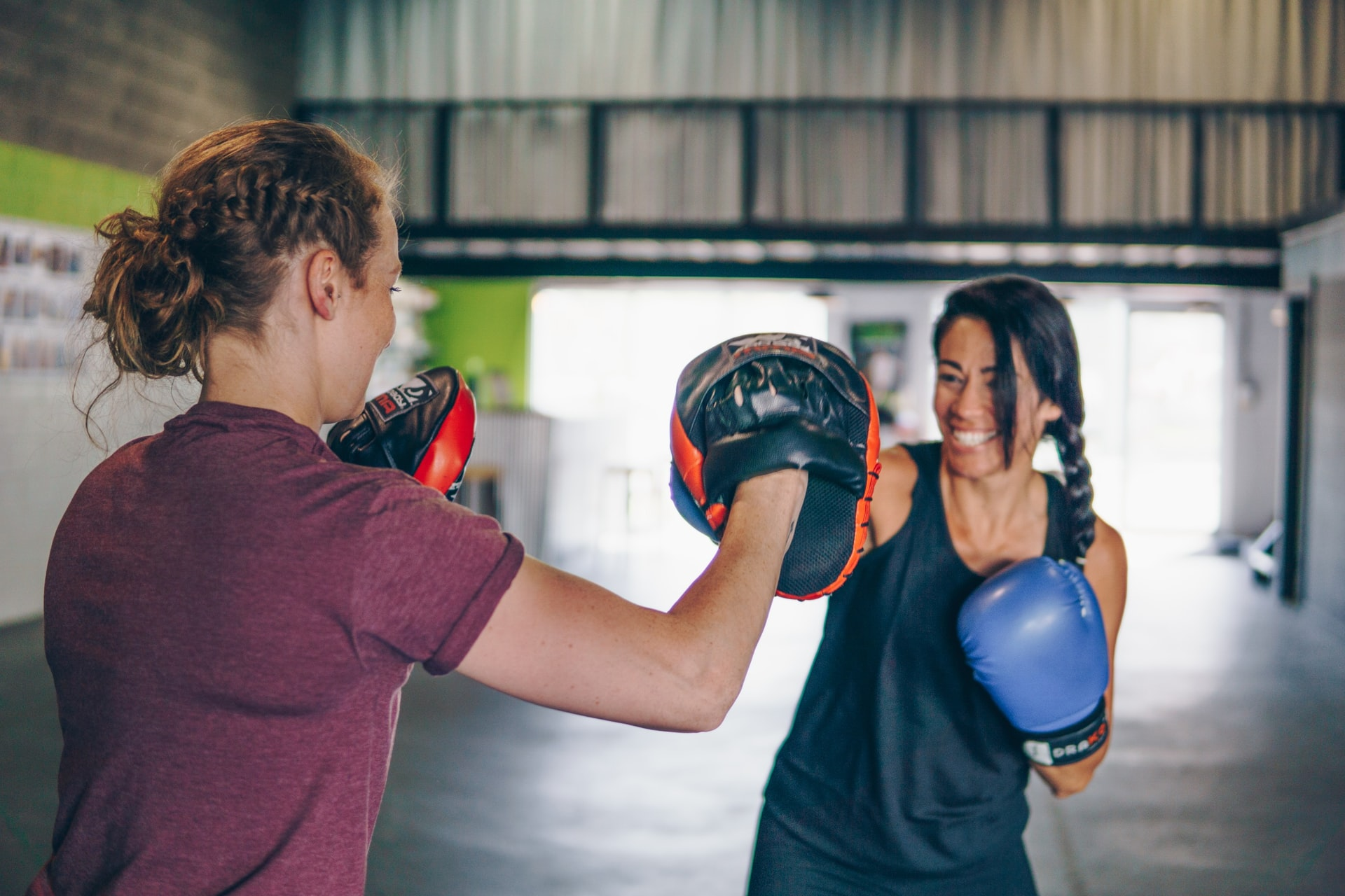 Learn Boxing During Your Holiday