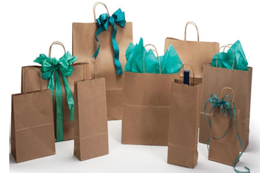 4 Different Uses Of Kraft Paper Bags For Customers