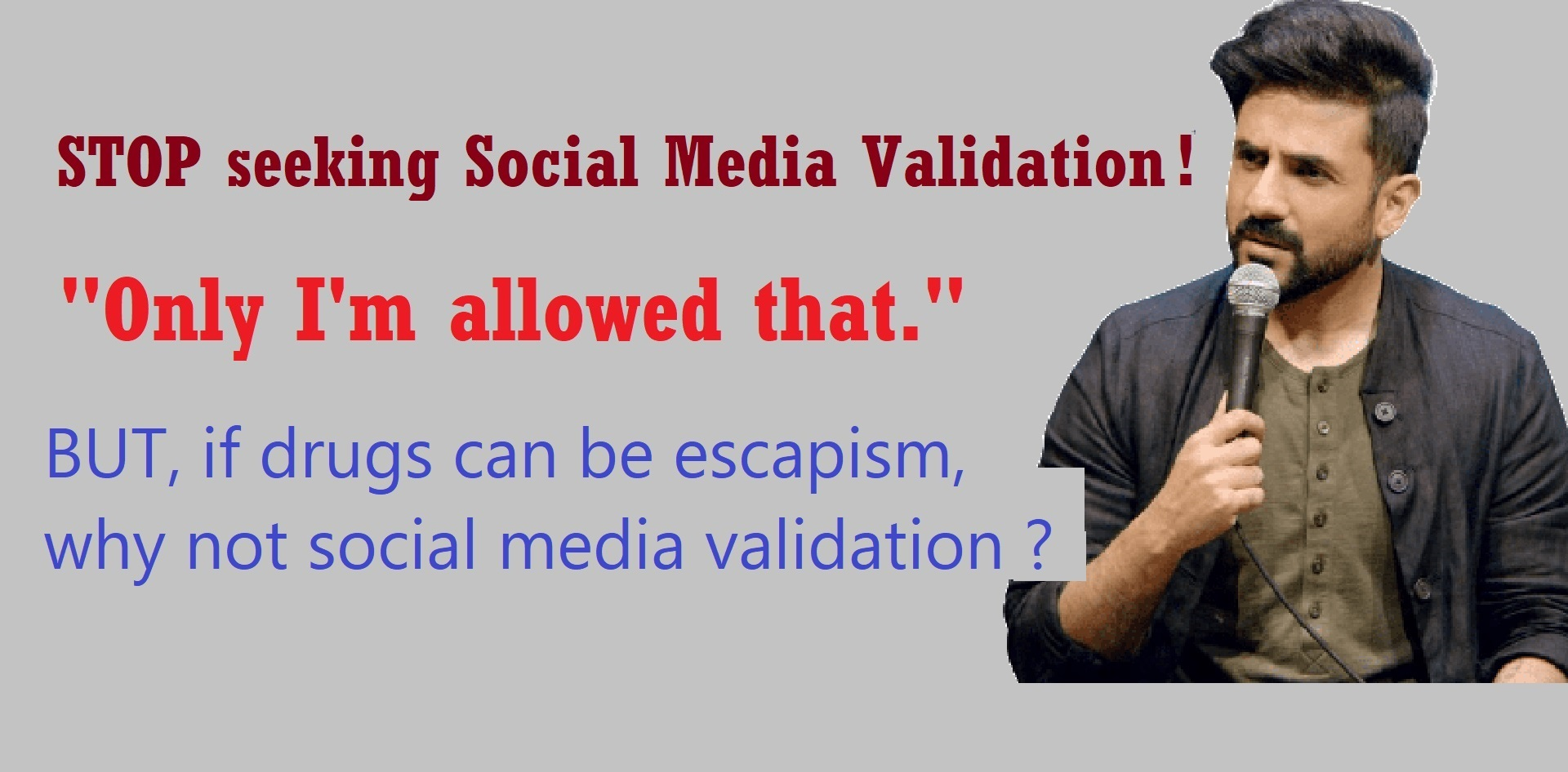 Is Seeking Social Media Validation Just for Losers?